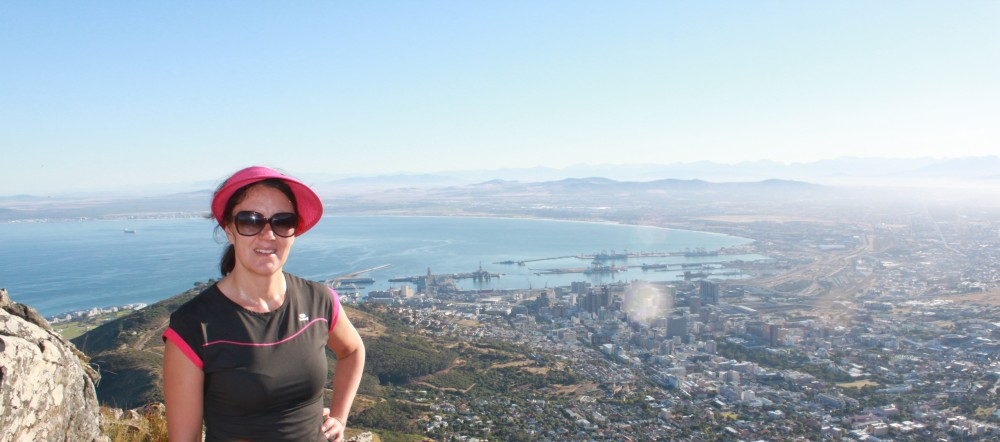 Cape Town - where my heart is